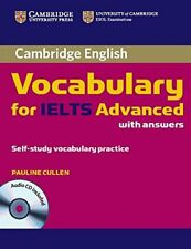 Cambridge Vocabulary for IELTS Advanced Band 6.5 with Answers and Audio CD Cam