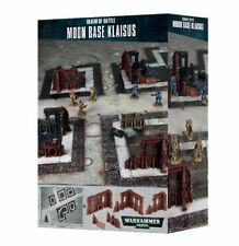Warhammer 40K - Realm of Battle - Moon Base Klaisus - Brand new - Free Shipping