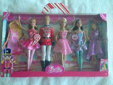 Barbie The Nutcracker Giftset 2014  Release
