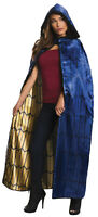 Wonder Woman Wonderwoman Hooded Cape Adult Costume Accessory NEW Justice League