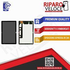 DISPLAY LCD TOUCH VETRO SCHERMO HUAWEI MEDIAPAD  M5 LITE 10.1 BAH2-L09 BAH2-W09