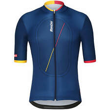 2018 La Vuelta Cero Men's Cycling Jersey - Made in Italy by Santini