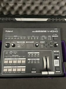Roland V-40HD Portable 4-Channel HD Video Switcher