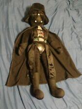 "Star Wars Darth Vader Pillow Buddy Pal Plush Stuffed Toy 27"""