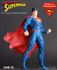 """Crazy Toys Superman 7"""" figurine 18 cm Superman Reborn Justice League statue"""