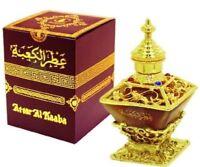Attar Al Kaaba 25ml Par Haramain Famous Oriental Épicé Doux Parfum Huile /