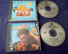 2 CDs Eis Am Stiel BEST OF GREATEST HITS & Soft Eis Love-Songs Eskimo Limon