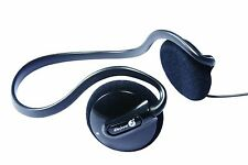 Able Planet Clear Harmony Behind the Head Stereo Headphones Model PS200BHB Black