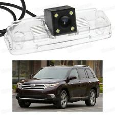 CCD Car Rear View Camera Reverse Backup Parking for Toyota Highlander 2012-2014
