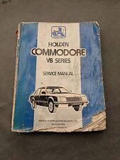 VB service manual genuine GMH HDT HSV VC VH Brock sle sl/e ss v8 6 308 253  195