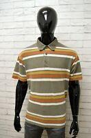 Polo MARLBORO CLASSICS Uomo Taglia Size XXL Maglia Camicia Shirt Man Cotone