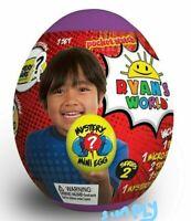 Ryans World Mystery Mini Egg Series 2 NEW