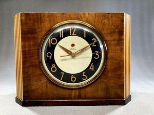 Warren Telechron Co Congress Clock Model 5B55 Ashland Massachuttes USA
