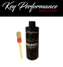 Key Performance + Wheel Brush + Tyre Dressing - Tyre Dressing Fine Detail Kit
