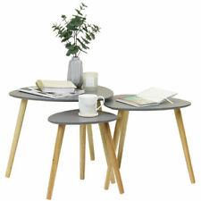 Set di tavolini grigi