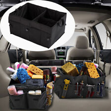 Boot Trunk Organizer Collapsible Cargo Folding Storage Bag for Audi BMW
