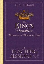 The King's Daughter Becoming Woman God Created You To Be -12 Dvds Diana Hagee
