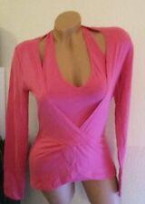 Ricarda M. Shirt pink two in one Optik Neckholder 38 neu