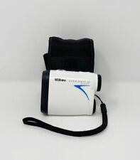 Nikon COOLSHOT 20 6 X 20 6.0 degree Golf Laser Rangefinder GPS with Sleeve Case