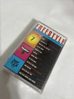 Tommy boy Freestyle Greatest Beats Vol 7 New Sealed Cassette