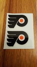 Philadelphia Flyers Authentic Pro Stock Hockey NHL Helmet Decals Stickers