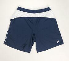 New Asics X-Over Volleyball Training Short Men's L Navy White BT2685