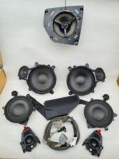 Volvo V70 XC70 Premium Sound System Lautsprecher Einstellen 2000-2007y