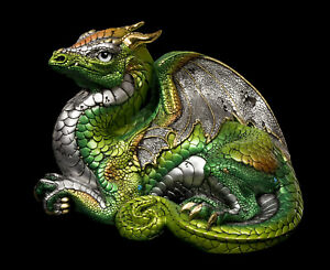 """Windstone Limited Edition """"Elven"""" Prototype Old Warrior Dragon - #16 of 20"""