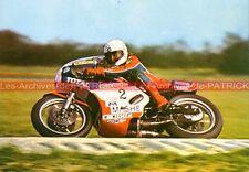 ESTROSI Christian : YAMAHA TZ 750 Carte Postale Moto Motorcycle Postcard