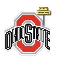 "OSU OHIO STATE UNIVERSITY 6"" DIE CUT DECAL STICKER NCAA O2"