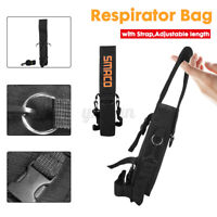 0.7L Portable Diving Equipment Cylinder Oxygen Bag Adjustable Shoulder  #F