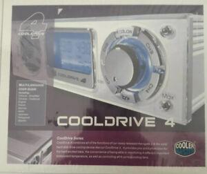 Cooler Master Cool Drive 4 Hard Drive Cooler LHD-V04-UK black