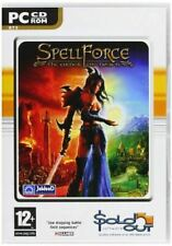 , SpellForce: Order of Dawn (PC CD), Like New, Video Game