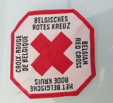 INSIGNE CROIX ROUGE DE BELGIQUE