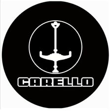 Carello Italian Fog Lights Ferrari Porsche Lambo Metal Garage Sign Reproduction