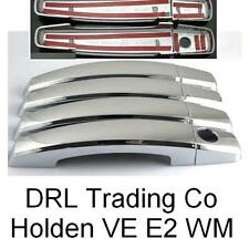 Chrome Door Handle Covers for Holden Caprice Statesman Commodore VE WM E Series