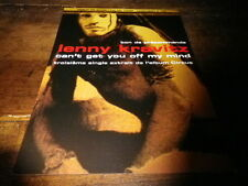 LENNY KRAVITZ - Plan média / Press kit !!! CAN'T GET YOU OFF MY MIND !!!