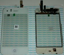 Kit touch screen white+sensor+button home+frame+speaker x Iphone 3GS touchscreen