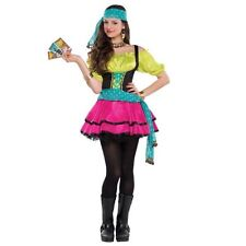Mystical Gypsy Costume Junior Medium 7- 9 Costumes USA Sexy