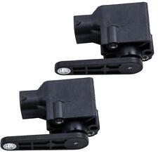 2Pcs Headlight Height Level Sensor for BMW 325i 330i 540i 745 760Li B7 M3 X3 X5