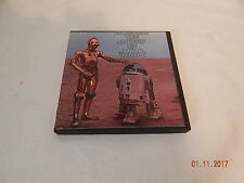 The Story of Star Wars Reel to Reel Tape  Good condition 3 3/4 ips  4 Track