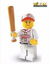 LEGO MINIFIGURES SERIES 3 8803 Baseball Player