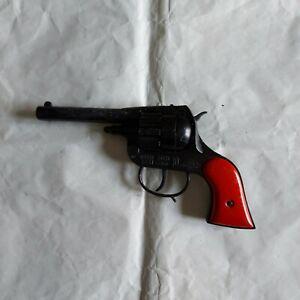 Pistola giocattolo GIUBBE ROSSE 10 colpi MONDIAL.  No INGAP, no MARCHESINI