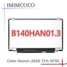 New listing 72% Color Fhd Ips B140Han01.3 Lp140Wf3-Spd1 For Dell latitude 3450 E7440 E7450