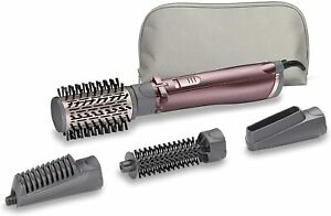 BaByliss AS960E Brush Air Rotary 1000 W, Shaper With 4 Heads