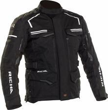 Richa Touareg 2 Jacket Black Textile Waterproof Motorcycle Jacket NEW