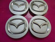 Mazda Aleación Tapa Centro De Rueda X4 2477