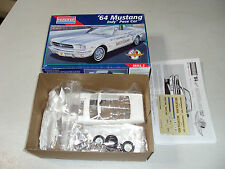 Monogram 64 Mustang Indy Pace Car In 1/24 Scale