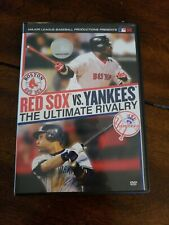 Red Sox Vs. Yankees: The Ultimate Rivalry (DVD, 2006)