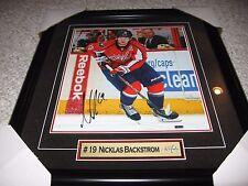 Washington Capitals Nicklas Backstrom Season Ticket Holder Autograph Authentic